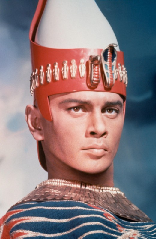 "Yul Brynner is the imposing pharaoh in ""The Ten Commandments,"" an in-theater spectacle for March that is part of the ""TCM Big Screen Classics"" series."
