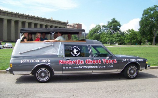 Downtown Franklin Ghost Tours