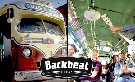 Backbeat Tours of Memphis, Tennessee