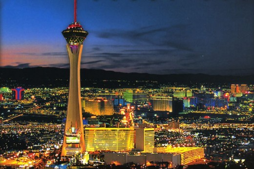 Stratosphere Casino, Hotel and Tower