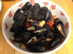 Simple Mussels Appetizer Recipe