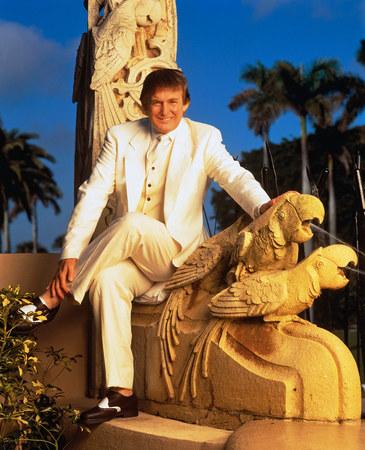 Donald Trump the billionaire