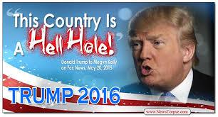 Donald Trump adds a new dimension to negative press