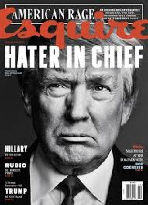 The Media and Washington do not want Donald Trump