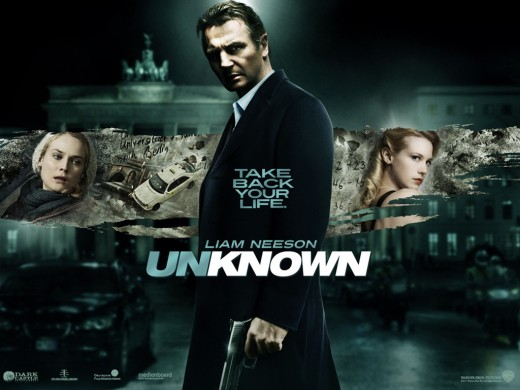 "Promotional poster for ""Unknown"""