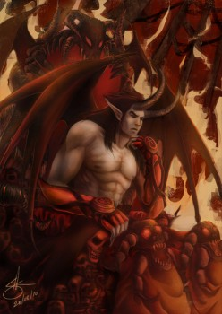 What is the most beautiful and attractive, sexy thing about Satan?