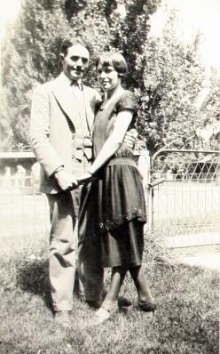 Grandma Ella Gladys of Sanpete Utah