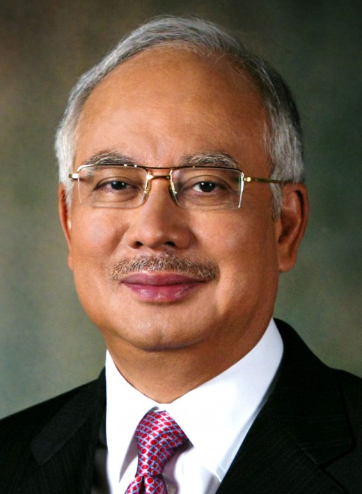 Najib Razak, 6th Prime Minister of Malaysia, is marred in allegations of corruption and bribery.