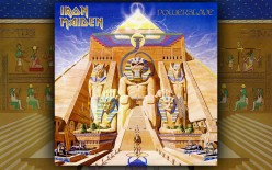 A Review of the albums Powerslave and Somewhere in Time by Iron Maiden