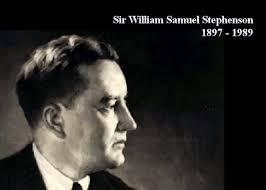 """Sir William Stephenson (""""Intrepid"""")"""