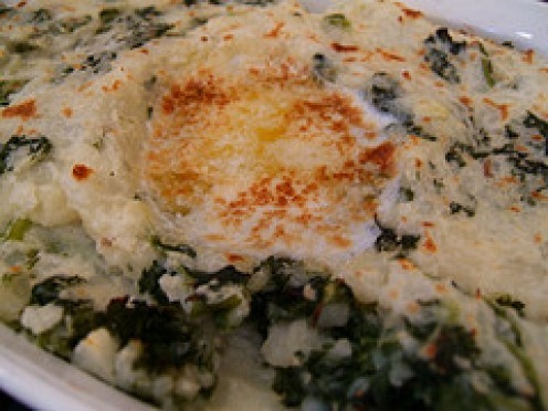 Peep inside Colcannon and showing the nice addition of a fried egg making a satisfying meal.