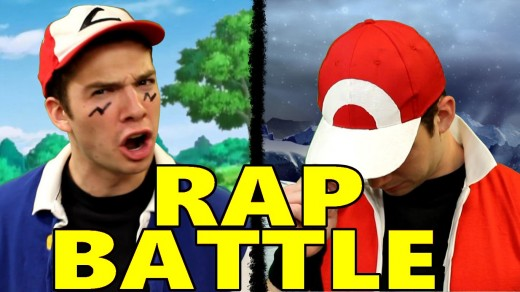Two different mediums rap battling against each other. Kind of one-sided in retrospect.