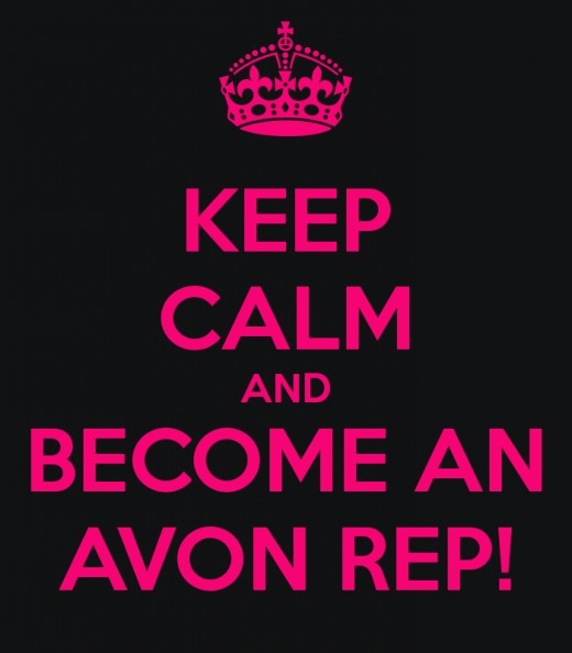 For only $15 you can join me in selling AVON. Become your OWN Boss