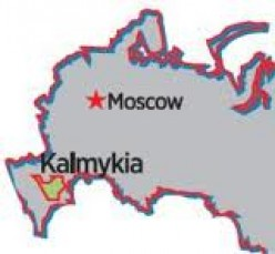 Learning about a Buddhist State in Europe:Kalmykia