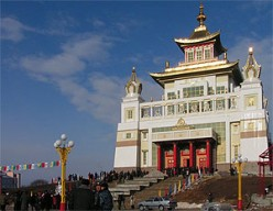 Learning About a Buddhist State in Europe: Kalmykia