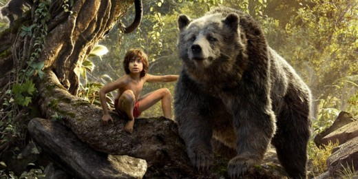 The New Jungle Book Movie