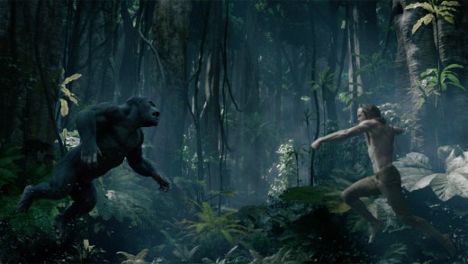 From the Trailer the Legend of Tarzan