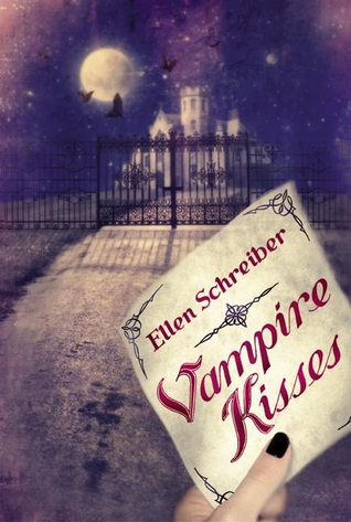 Vampire Kisses- First Novel