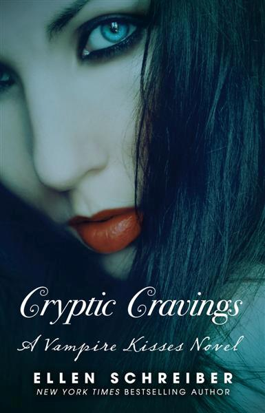 Vampire Kisses Cryptic Cravings Eighth Novel