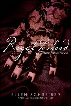Vampire Kisses Royal Blood Sixth Novel