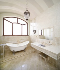 How to Create the Ultimate Period Bathroom