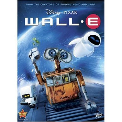 Disney and Pixar's Wall-E Takes us to the future -  to remind us of where life begins!
