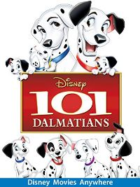 Disney's 101 Dalmations teaches us to treasure touch in our homes.