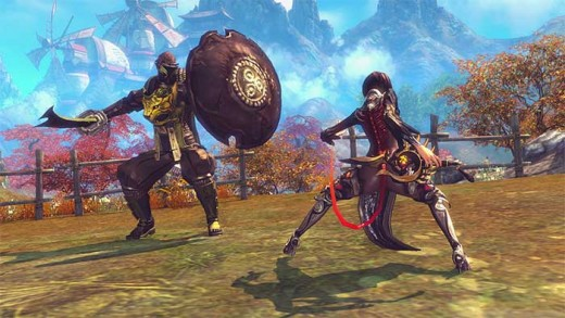 Blade and Soul Duel