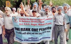 One Rank One Pension, 7th Pay Commission and Status of Indian Armed Forces