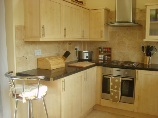 Improving the kitchen is the way to go when it comes to property develop[ing.