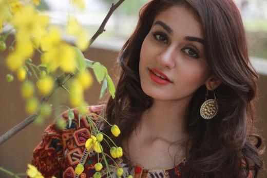 Aditi Arya, the 2015 Femina Miss India