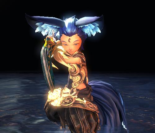 My Lyn Blade Dancer