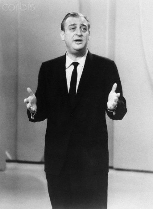 I loved Rodney Dangerfield. This photo was shot  June 18, 1972.