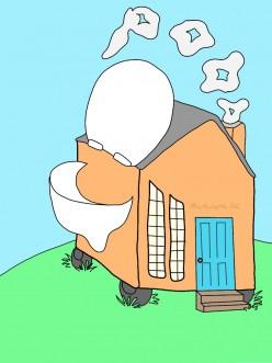 Big Poop, Tiny House