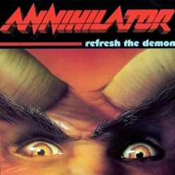 Annihilator Refresh the Demon Jeff Waters behind the microphone again for a second time and a good performance