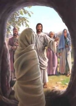The Resurrection and the Life: Believest Thou This?