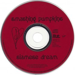 Siamese Dream, The Well-Known album by the band Smashing Pumpkins Released in 1993
