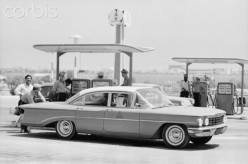 America depended on gas station attendants.