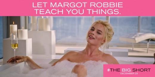 Margot Robbie explains it all.