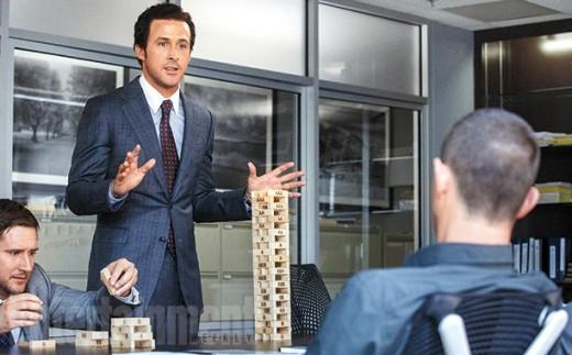 Using Jenga to explain the housing crash