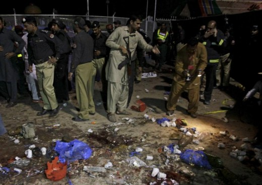 Lahore Carnage