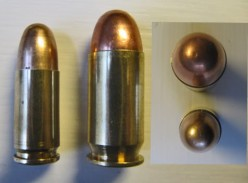 9mm Parabellum vs .45 ACP