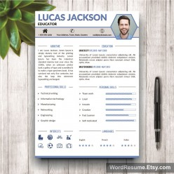 Create a Monster Resume Using  Professional CV Templates