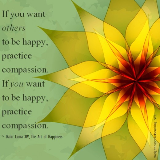 Practice Compassion