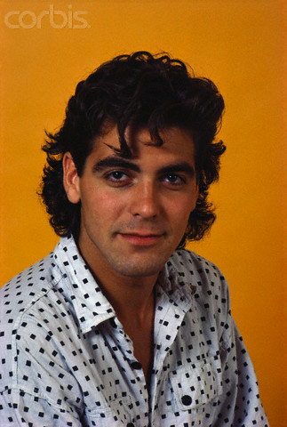 Young George Clooney. You can already see in his eyes that he has a great future in acting ahead of him.