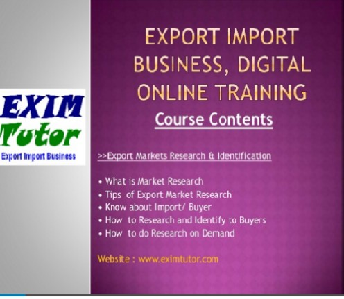 Export Import Business Guide