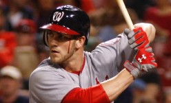 National League MVP Bryce Harper