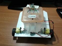 My Micro Robot Car