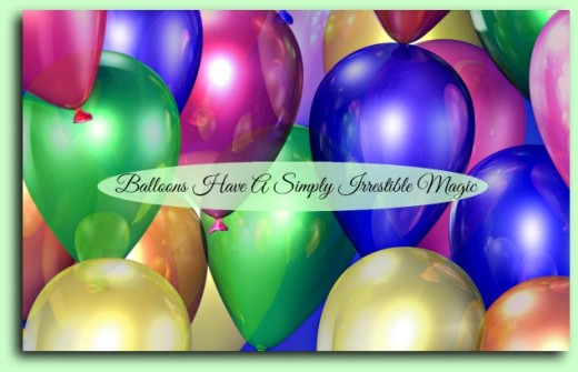 Although often ignored or over looked, Balloon gift baskets are fun AND compliment any gift basket - Giving a look of abundance to any theme!  They are simple, and magical, sure to bring a smile.  Bonus-Your local $1 store probably has a huge choice!