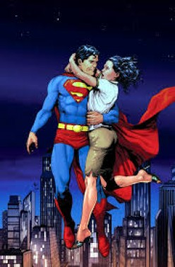 Superhero Lovers - Part One